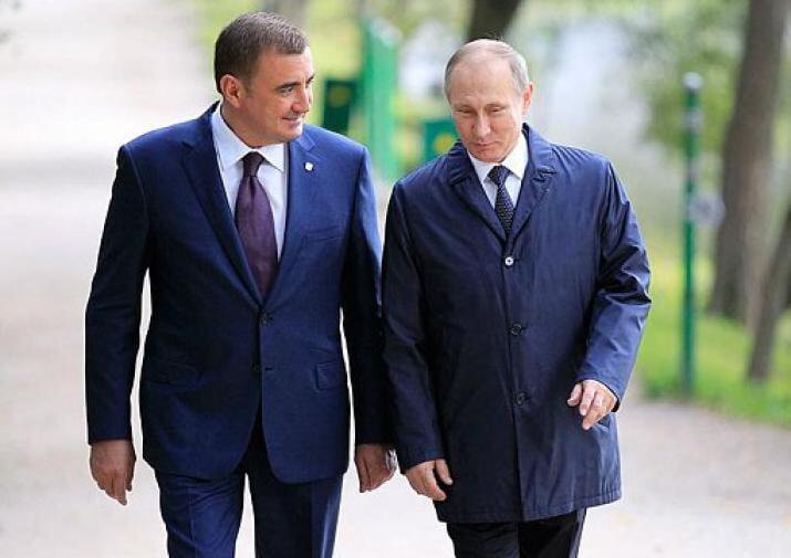 Западная пресса уже мусолит имя преемника Путина на пост президента