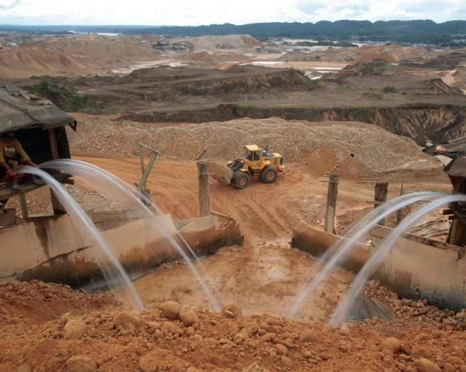 Канадцы купили месторождение золота в Хабаровском крае