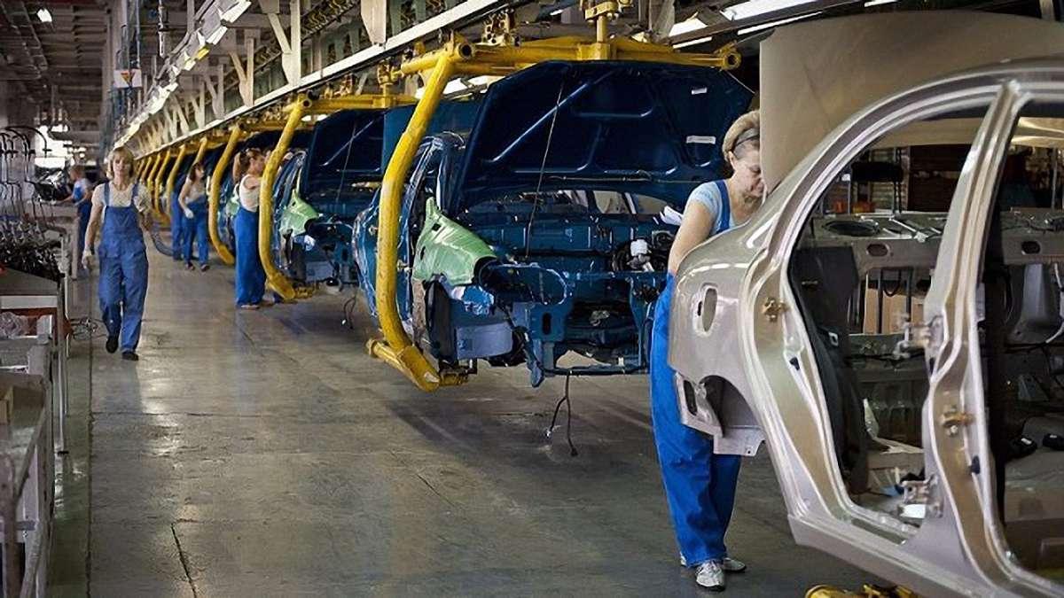 Украина начала выпускать российские автомобили Lada