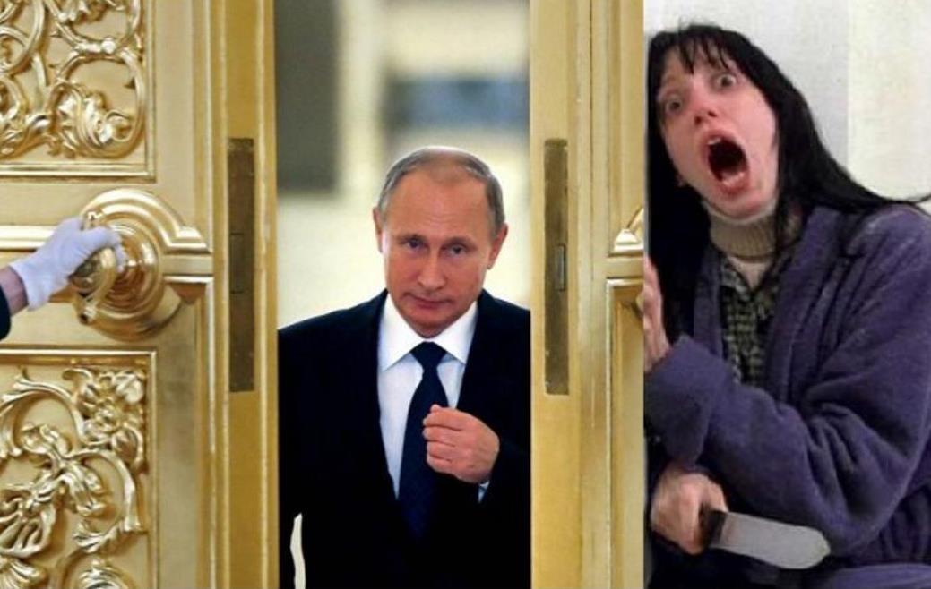 Baisiausias amerikėnų košmaras - Putinas Kremliuje...