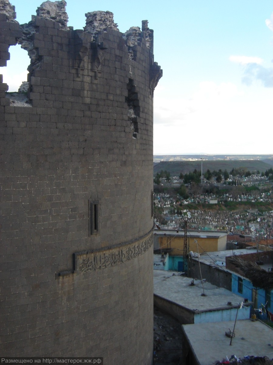 Diyarbakir_city_walls (Копировать)