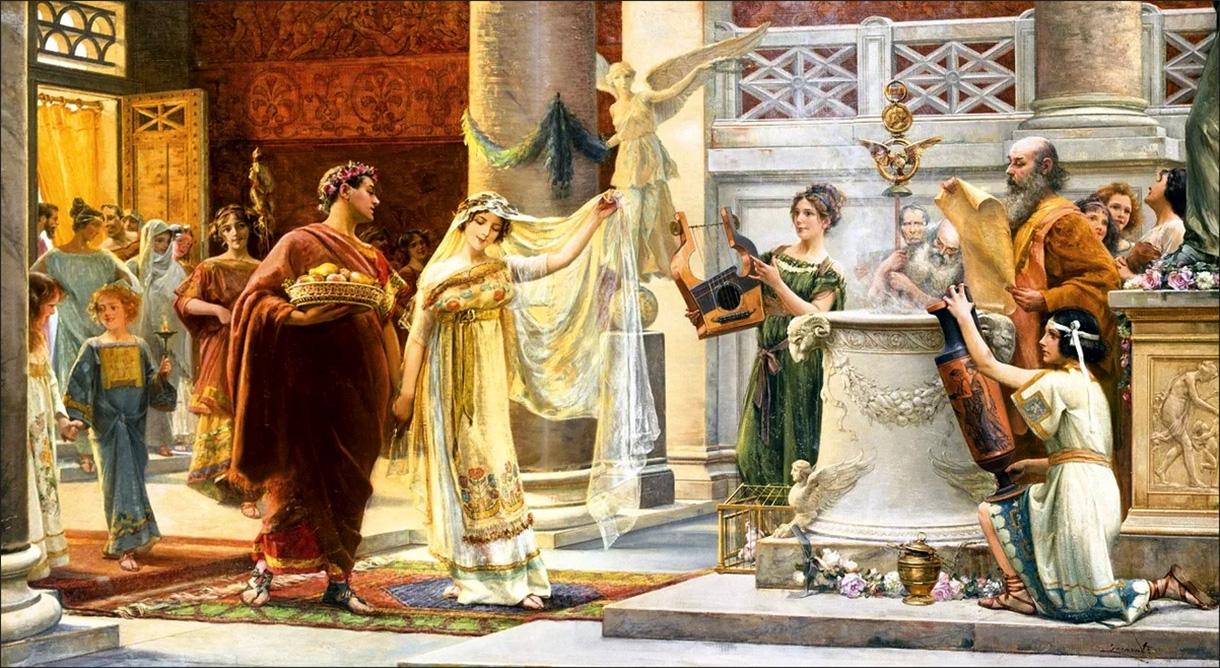 """Почему у римских имен отбрасывают окончание """"-ус""""? Вопрос"""