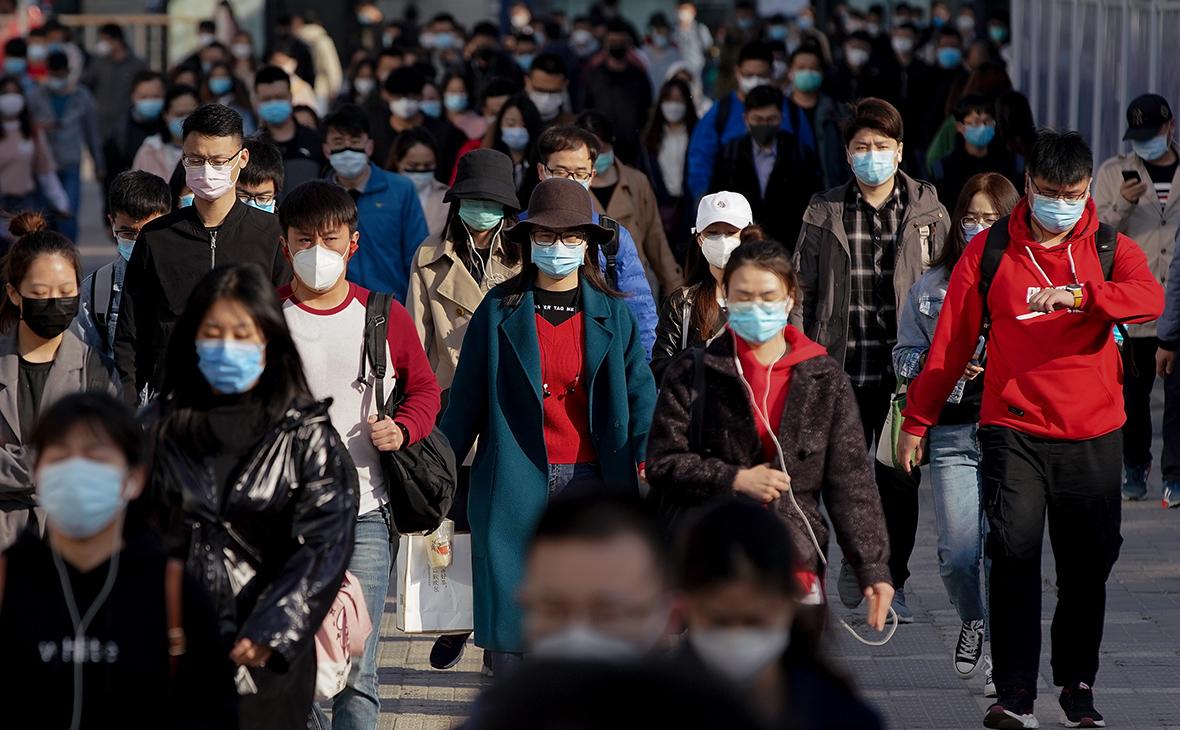Более ста миллионов китайцев снова закрыли на карантин