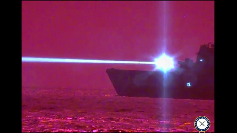 Чего пытаются добиться в США от лазерного оружия?