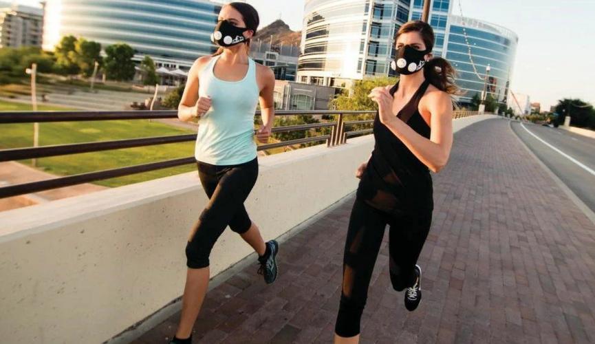 Опасное требование надевать маску во время бега