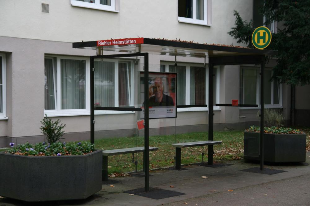 Поддельный остановки в Германии
