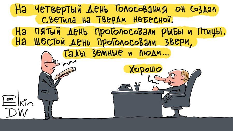 Почему я уверен, что голосование в России показывакт объективный результат