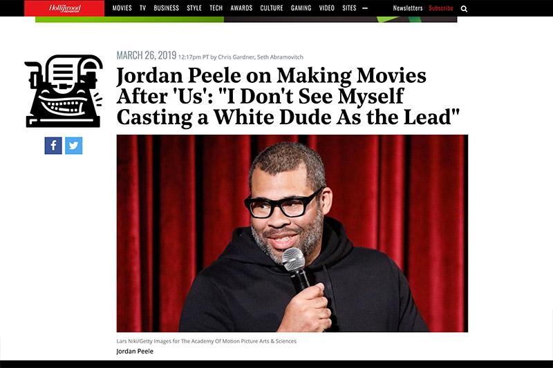 """""""Обратный расизм"""" в Голливуде #metoo,Кино"""