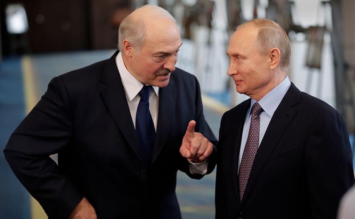 Лукашенко опять удобно устраивается на шее России
