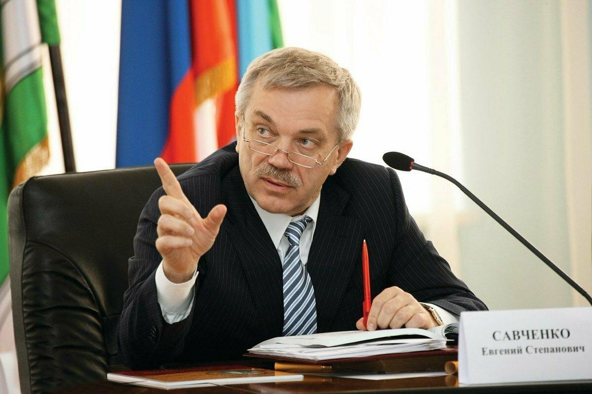 Последний губернатор «ельцинской поры» подал в отставку Старый Оскол