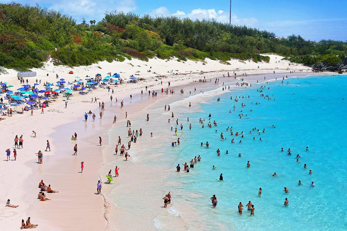 Туристические Бермуды Бермудские острова