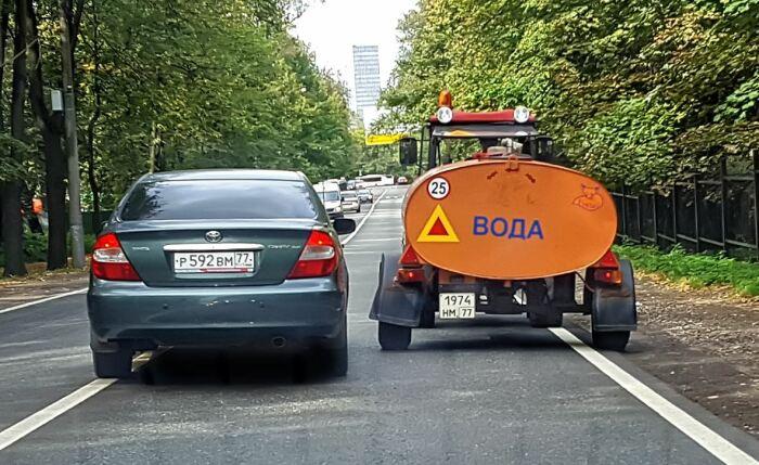 А вы знали, что за это можно лишиться водительских прав? Авто