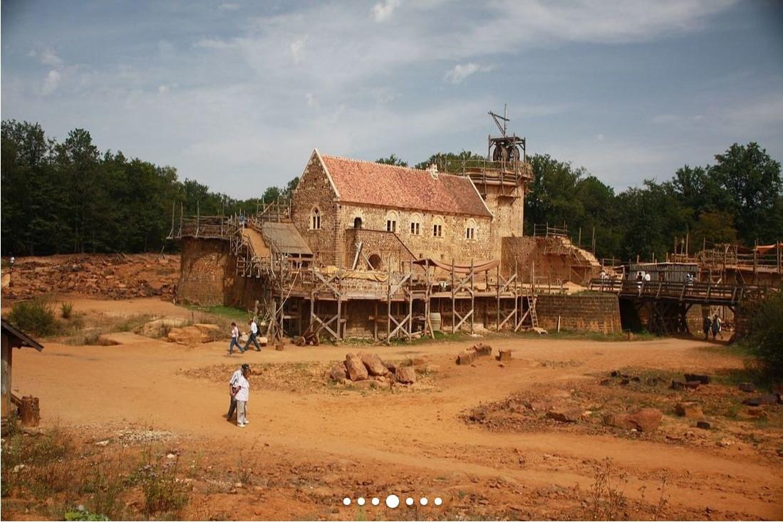 Крупнейший в мире археологический эксперимент Архитектура