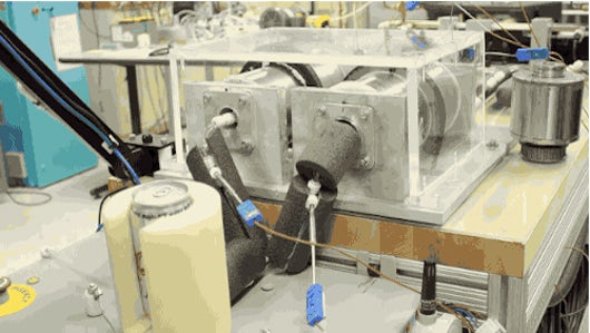 Холодильник будущего на магнитах Технологии