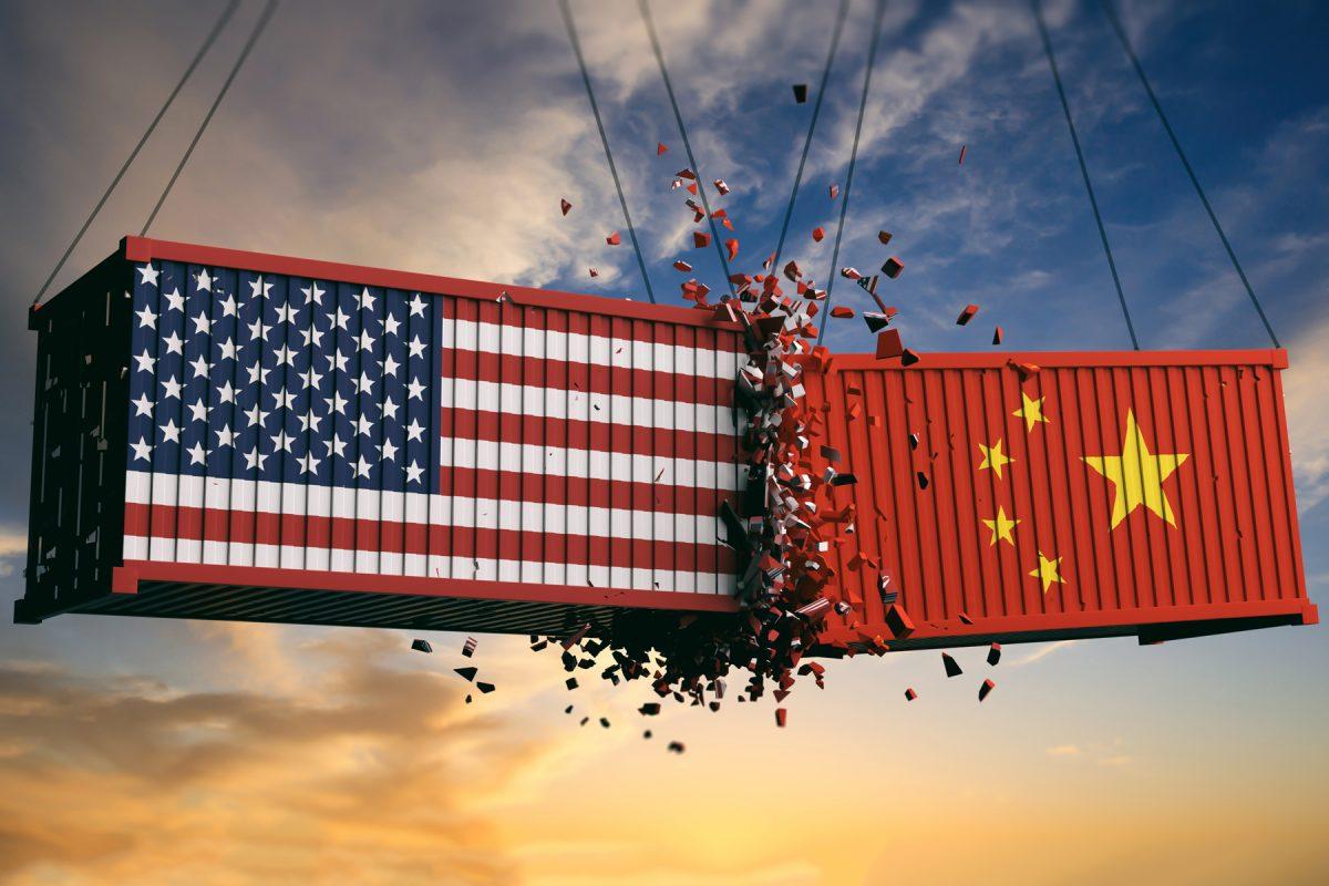 США близки к поражению в торговой войне с Китаем США,Китай,Экономика