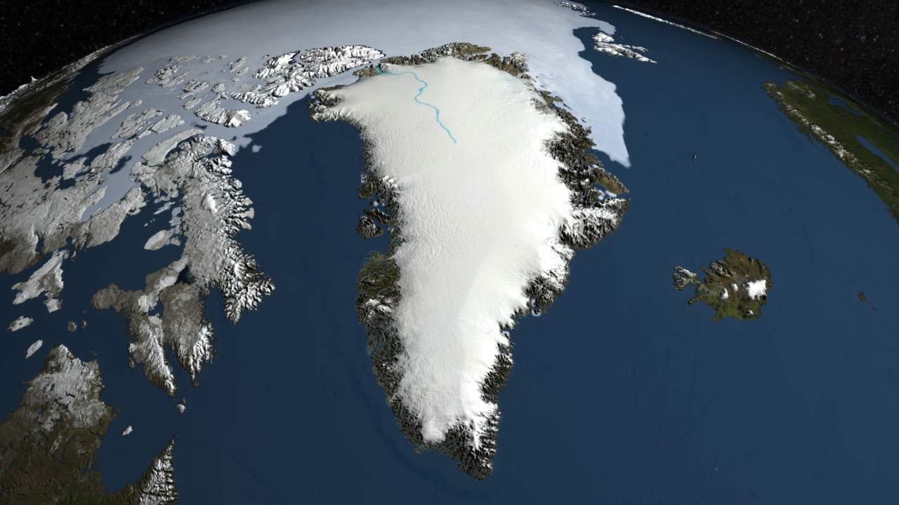Почему Гренландия остров, а не материк? Вопросы