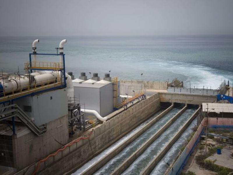 В Крыму начались работы по строительству опреснителей морской Крым
