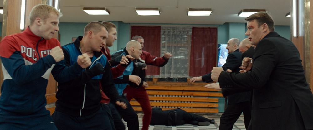 Новый российский фильм Русский рейд
