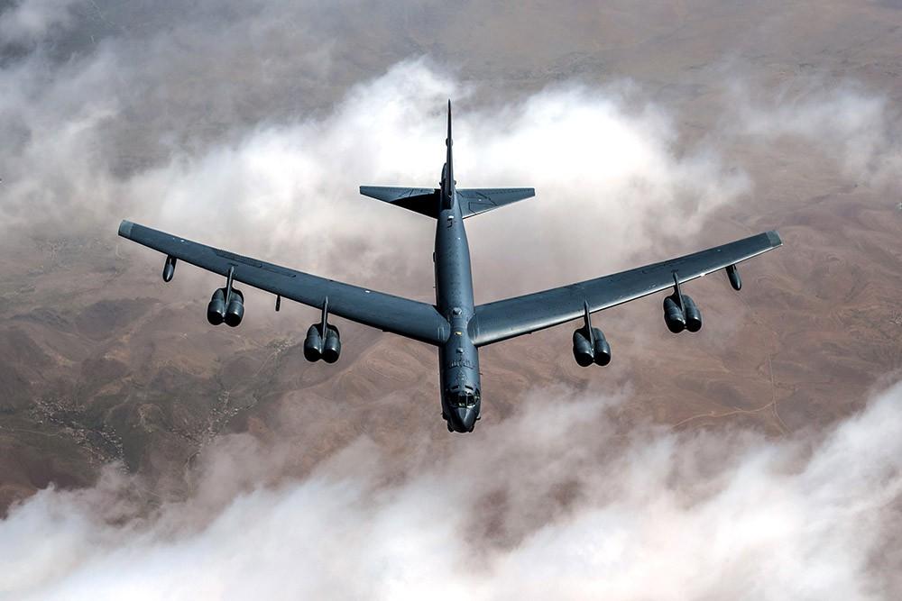 К югу от Белгорода провёл разведку беспилотник ВВС США Политика