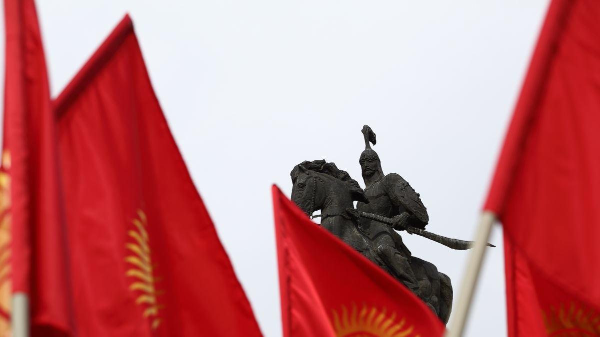 """Киргизия на пороге """"цветной революции"""" Киргизия"""