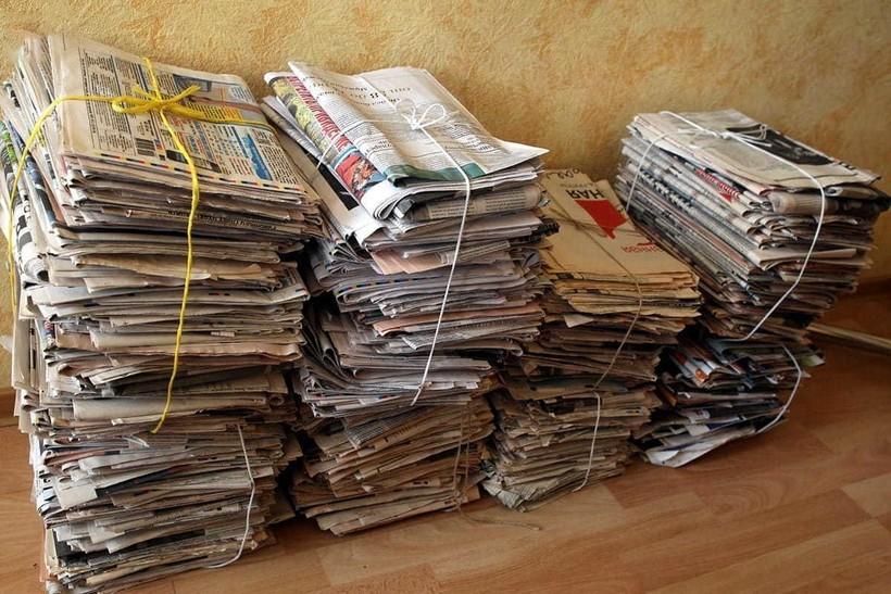 Почему в СССР обои клеили на газеты? СССР