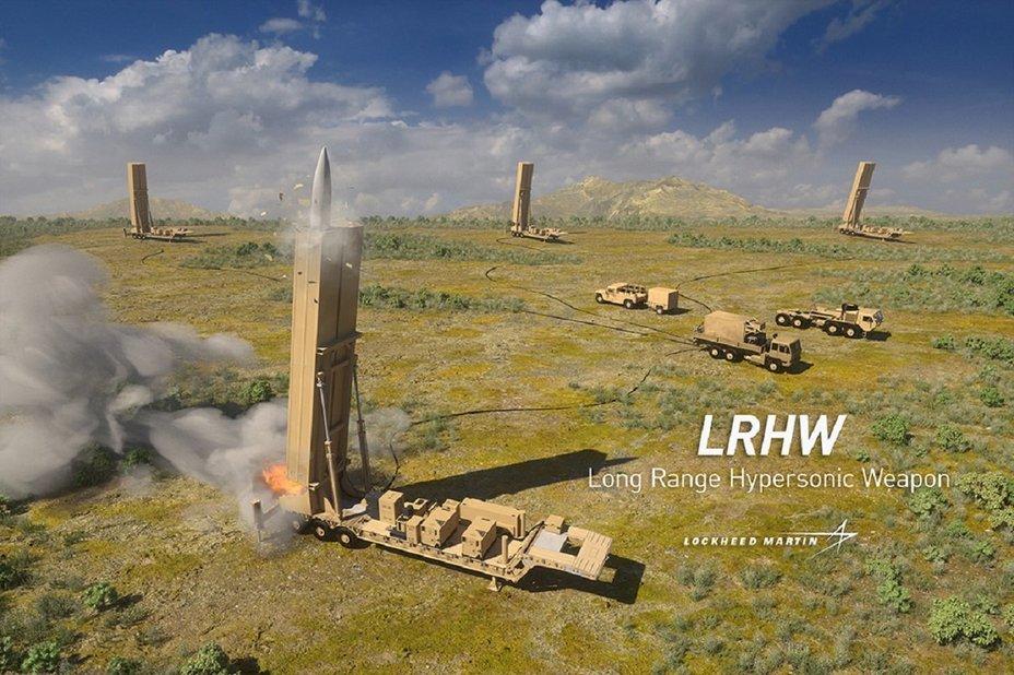 Американцы показали свои гиперзвуковые ракеты...в мультиках и на картинках Оружие