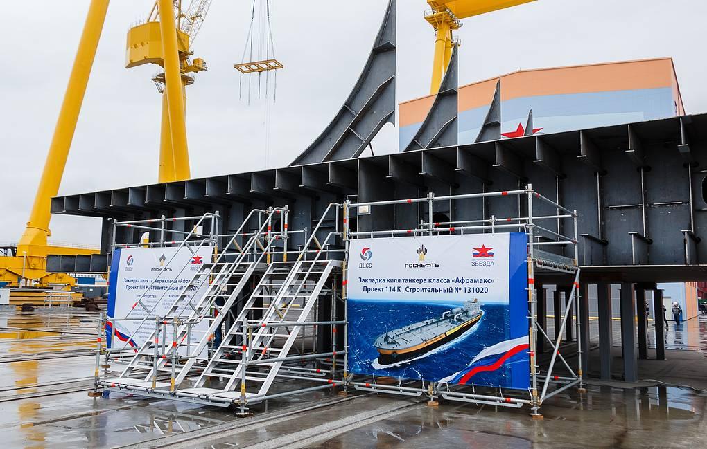 Россия вышла на второе место в мире по объёмам судостроения Статистика,Корабли