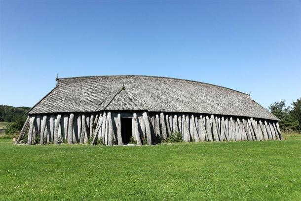 В Норвегии нашли первый храм Одина и Тора Древности,Храм,Норвегия