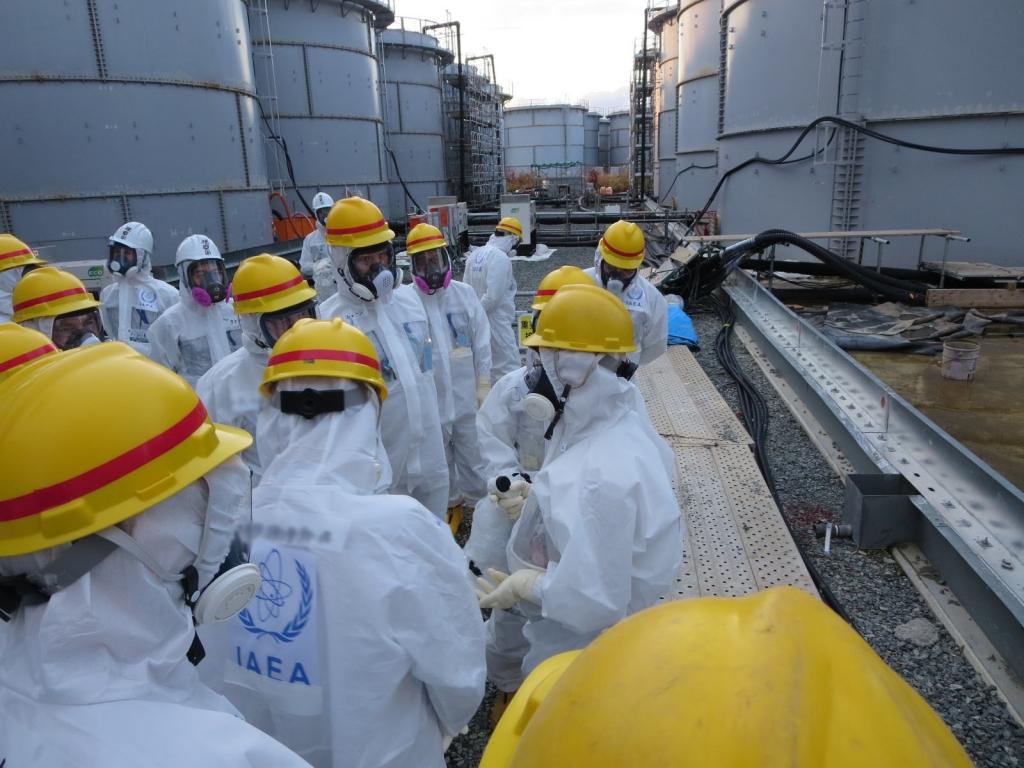 Япония выльет в океан радиоактивную воду с АЭС «Фукусима» Япония