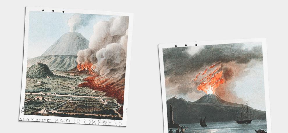 Что будет, если Везувий снова начнёт извергаться? Вулканы