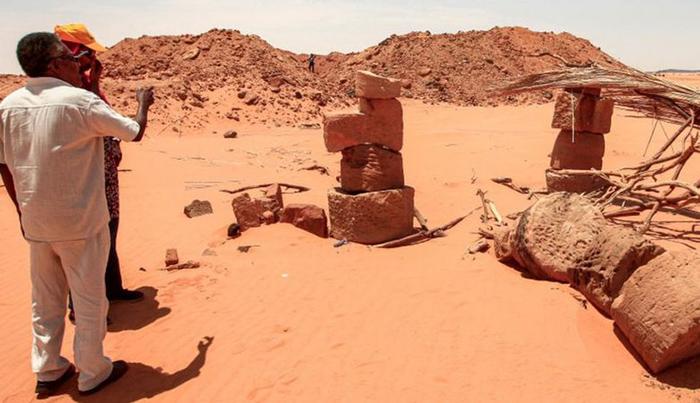 2000 лет Древности,Судан