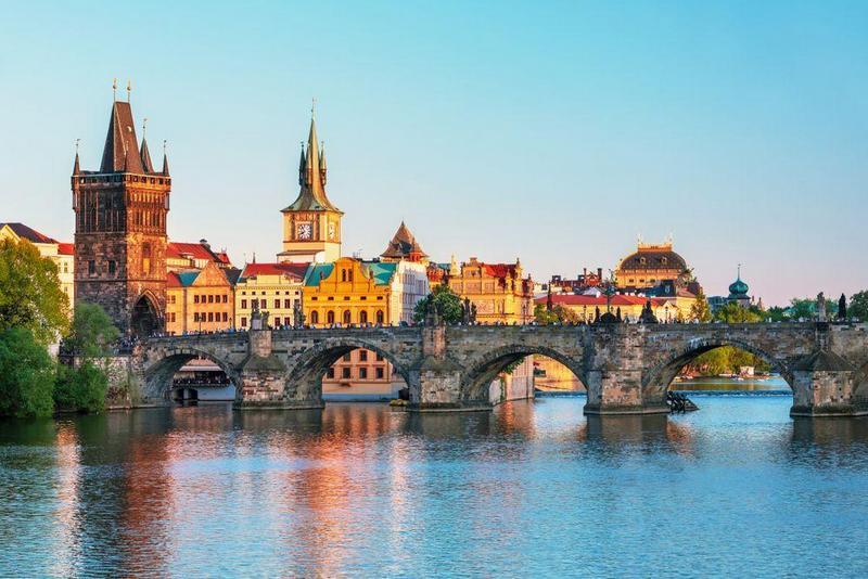 Как строили средневековые мосты Мосты