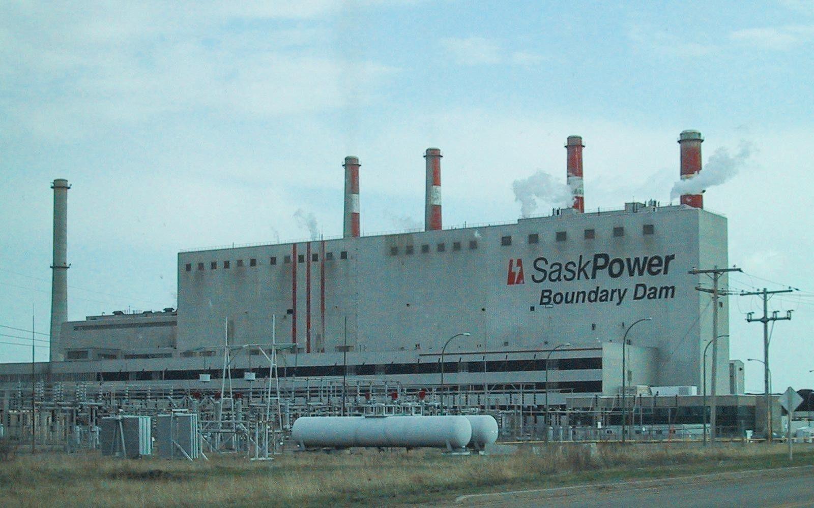 Крупнейшая угольная электростанция планеты СамыйСамый