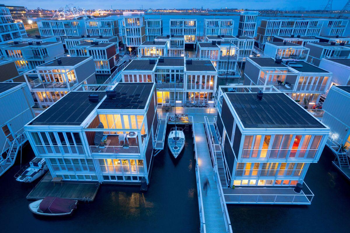 Дома в голландии фото
