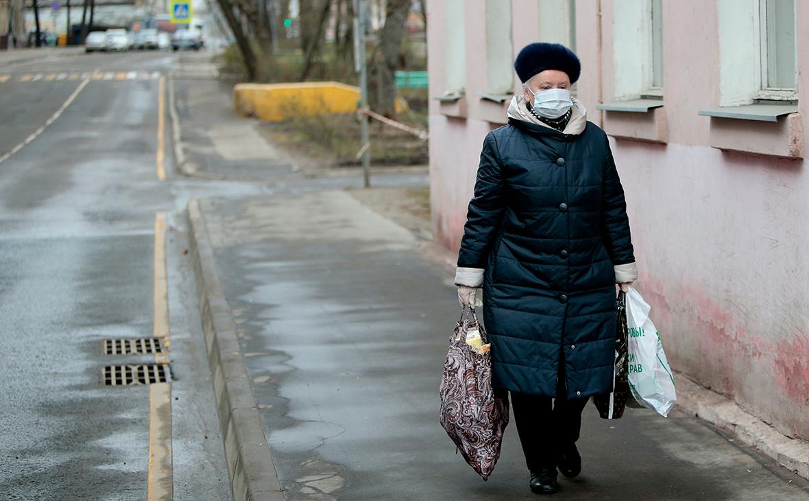 Врачи не советуют надевать маски на улице в мороз Коронавирус