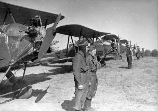 Стелс Второй мировой Авиация,Война