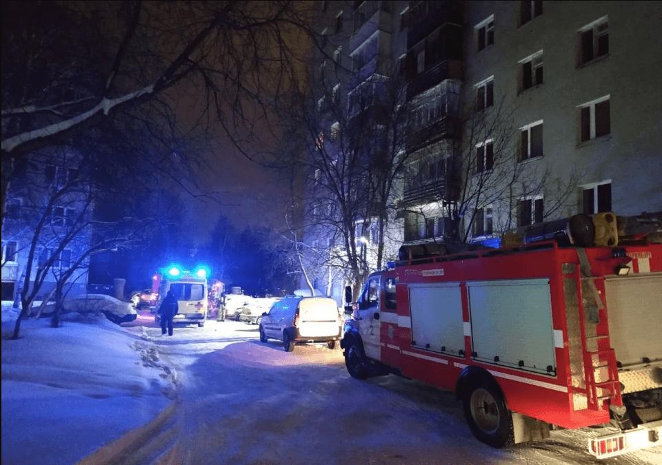 В Екатеринбурге погибли 8 человек. А куда было бежать? Происшествие
