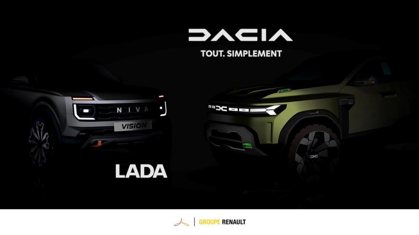 Lada полностью перейдет на платформы Renault Авто