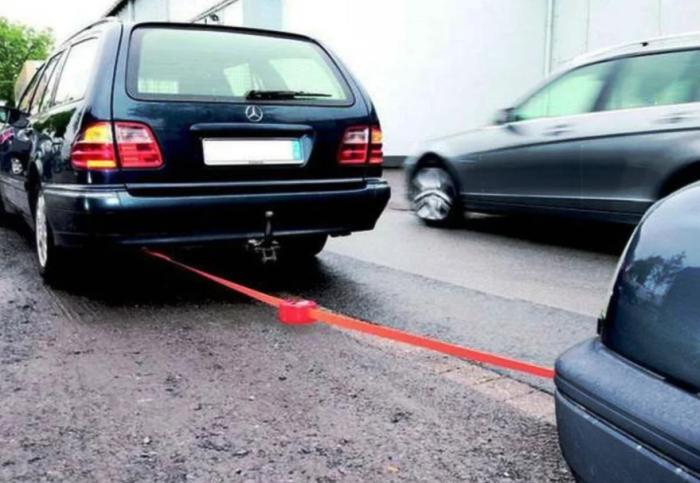 Почему водители снимают крюк с буксировочного троса? Авто