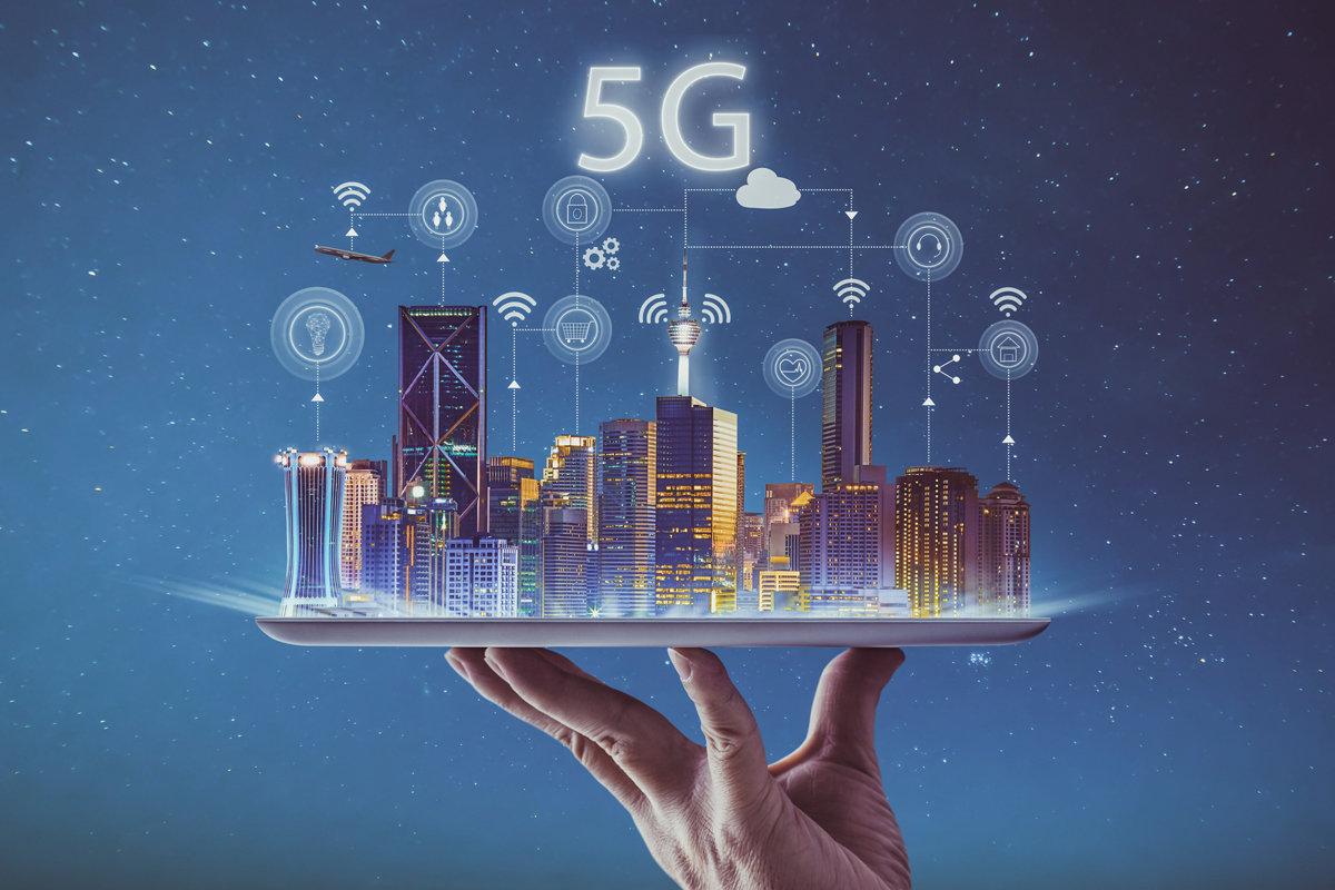 Где можно поймать в Москве 5G-сеть