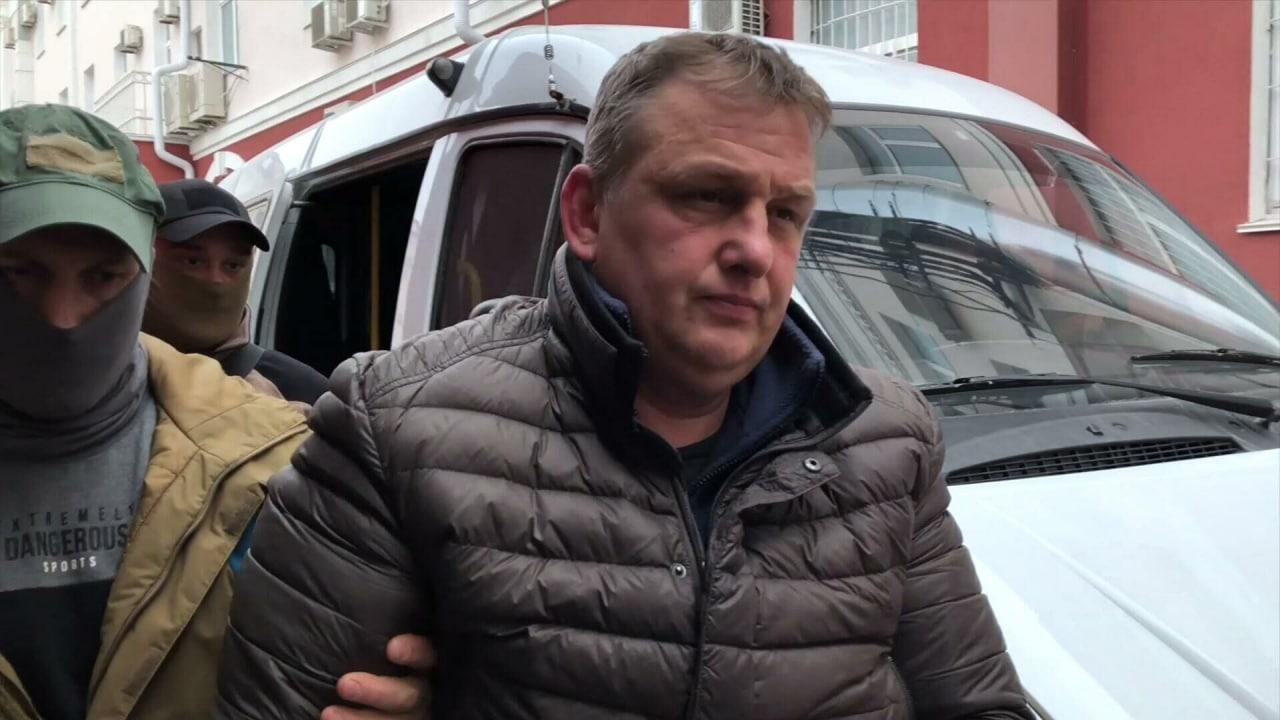 Как «кидала» и уголовник стал украинским диверсантом Украина