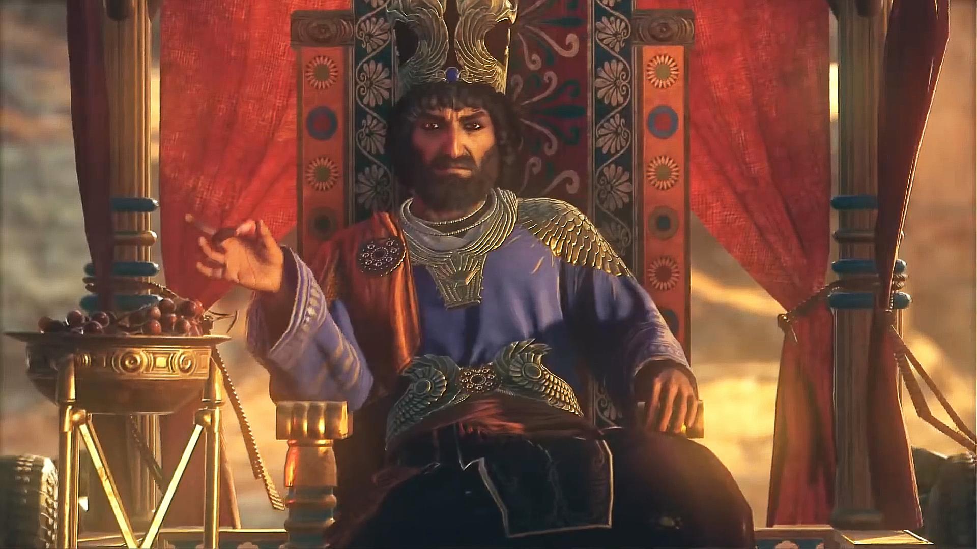 Малоизвестные факты из жизни Ксеркса I История