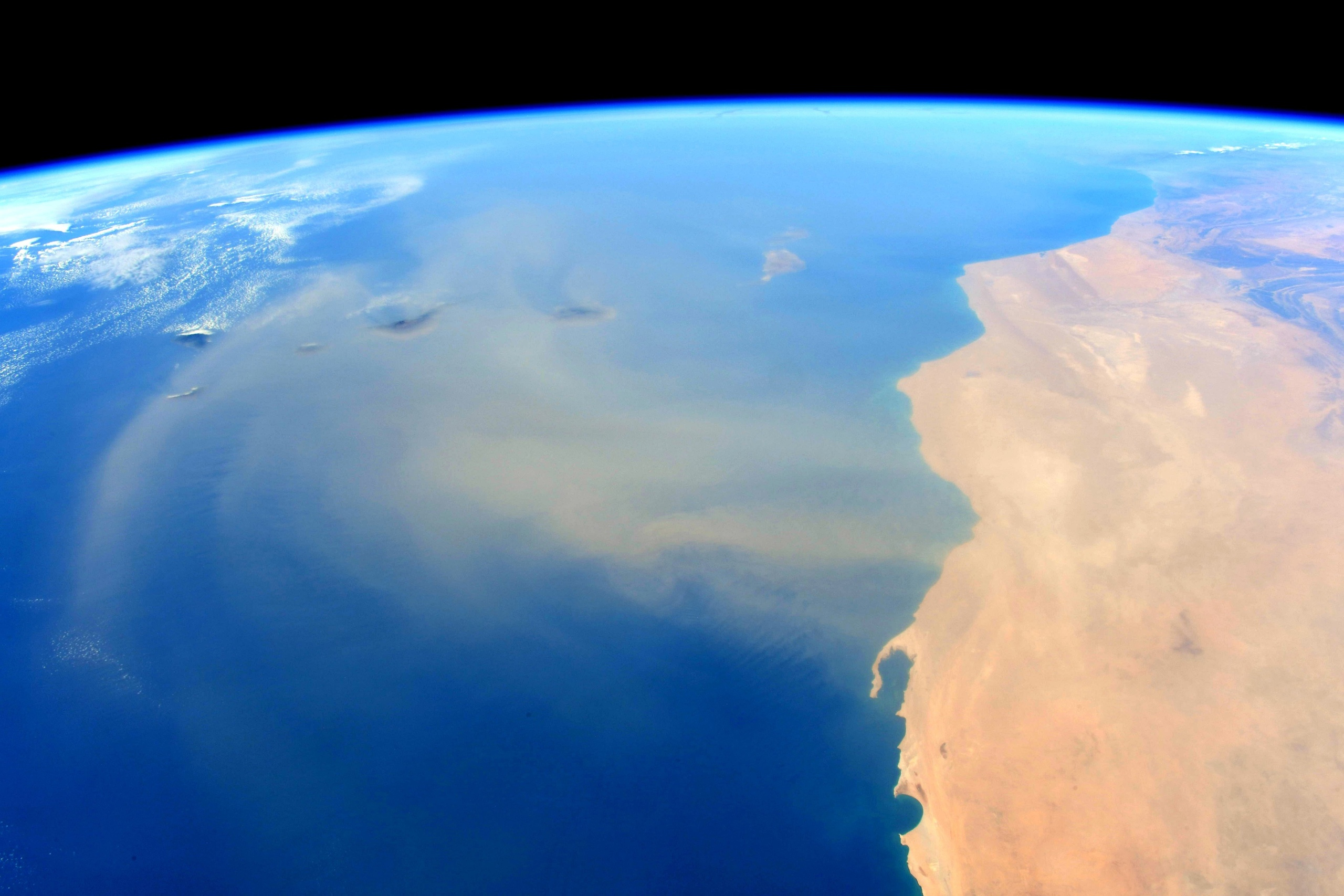 Пески Сахары Природа