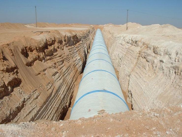 Ливийский ирригационный проект Ливия