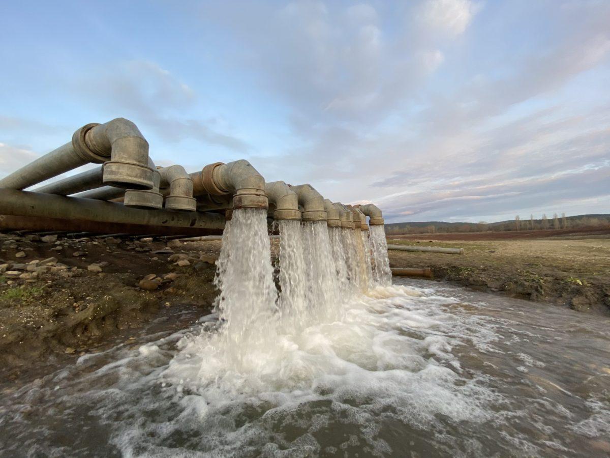 ...о результатах поиска пресной воды под Азовским морем для Крыма Крым