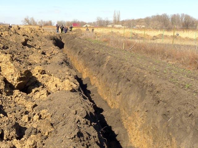Великая Украинская стена Украина