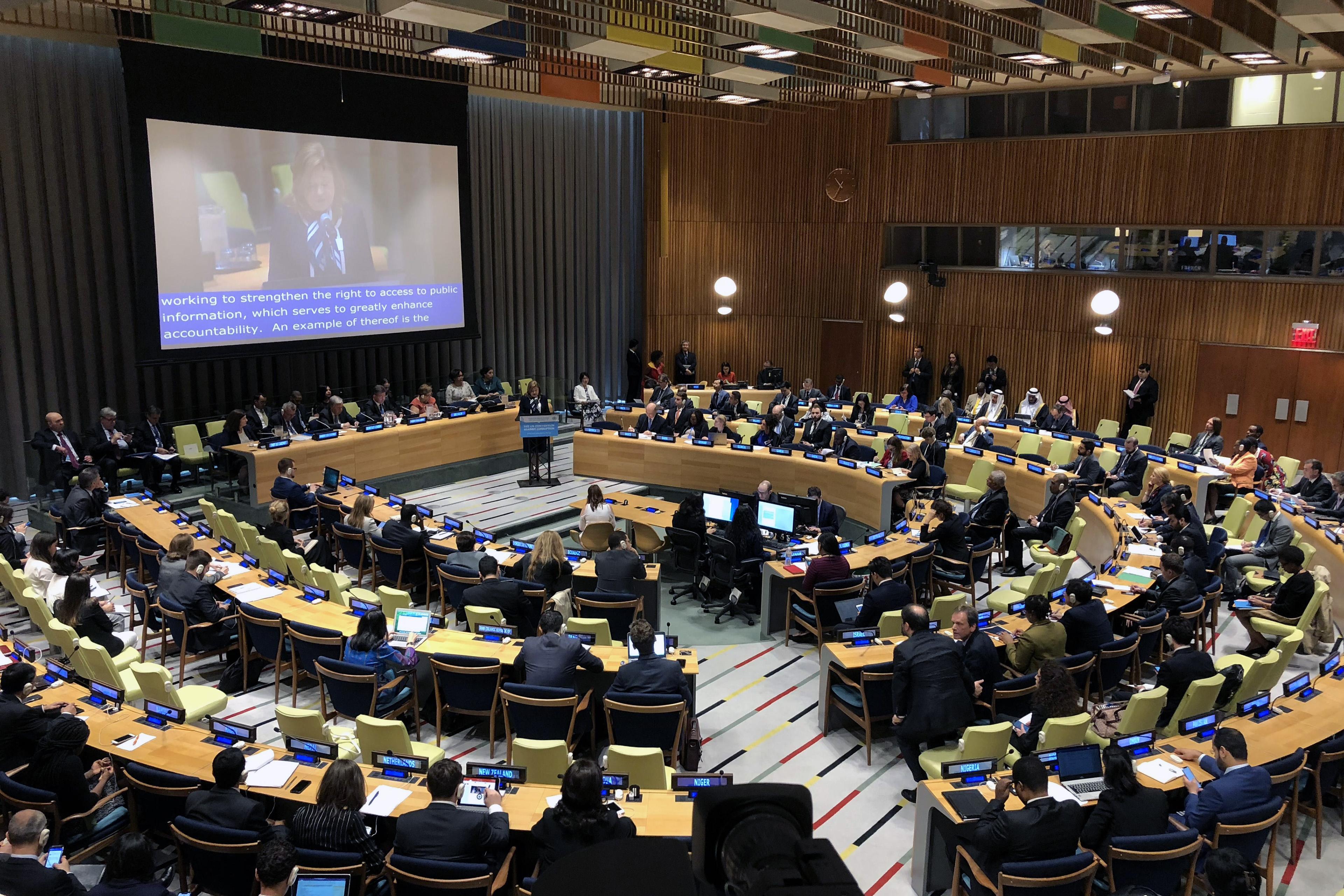 """Российский дипломат назвал встречу по Донбассу в ООН """"тошнотворной"""" США,Украина"""
