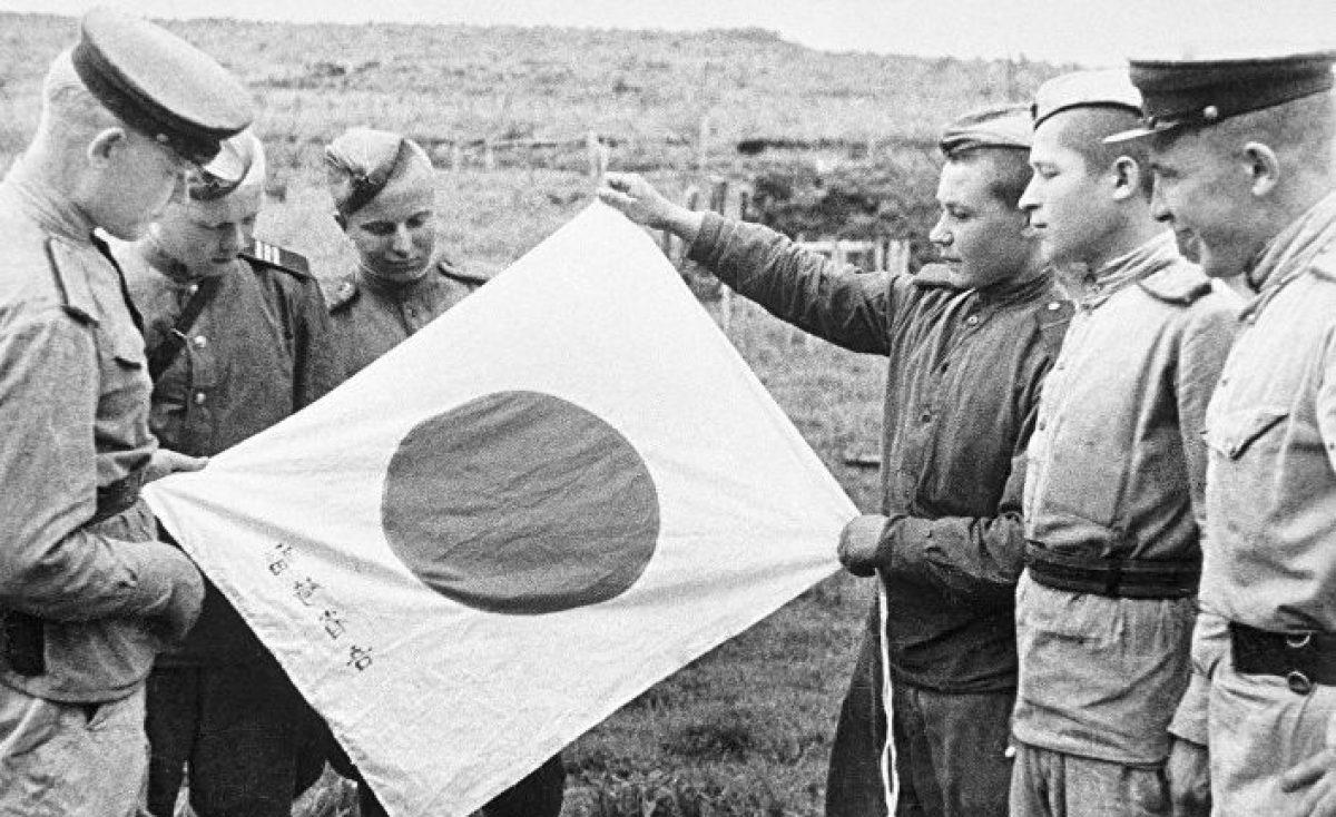 """""""Япония отвоюет острова..."""""""
