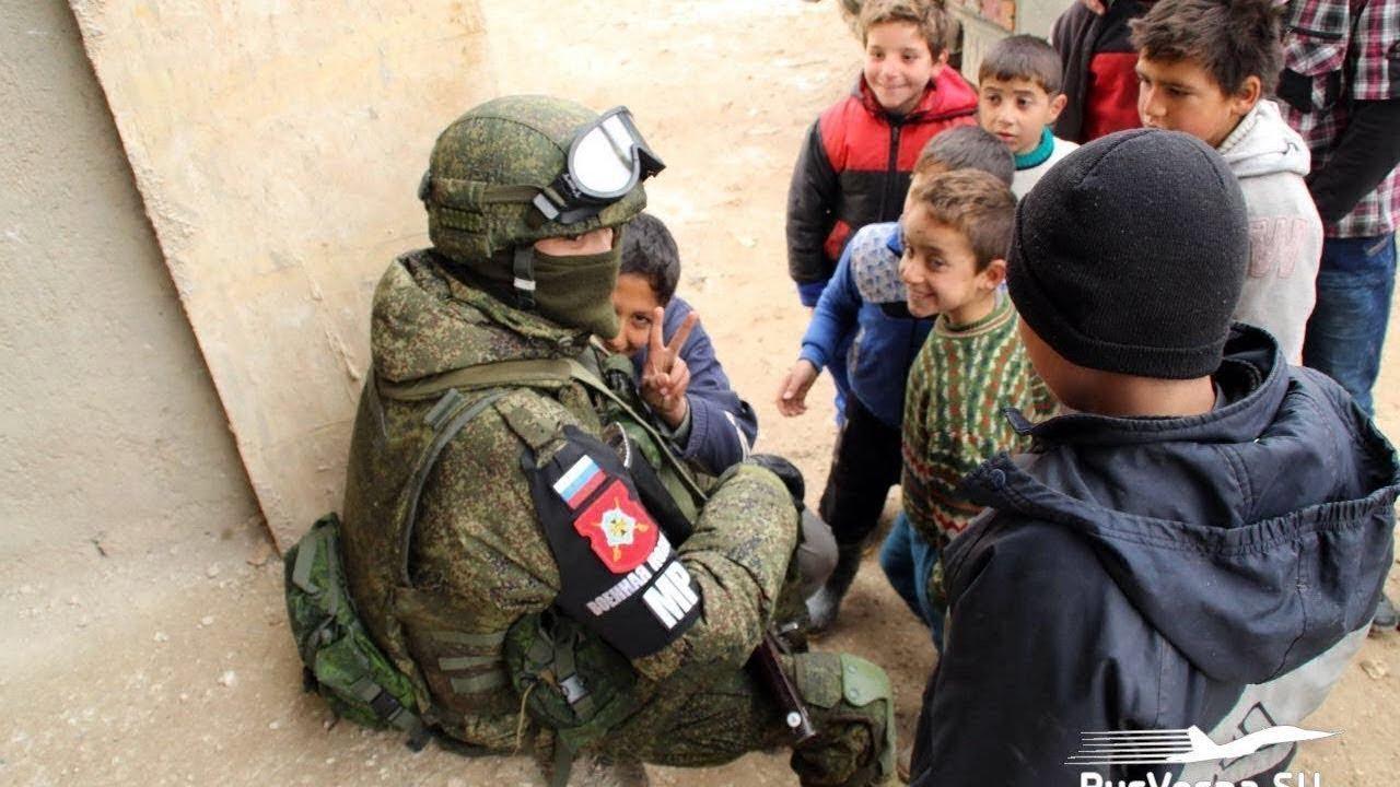 Что делает Россия в Сирии? Сирия