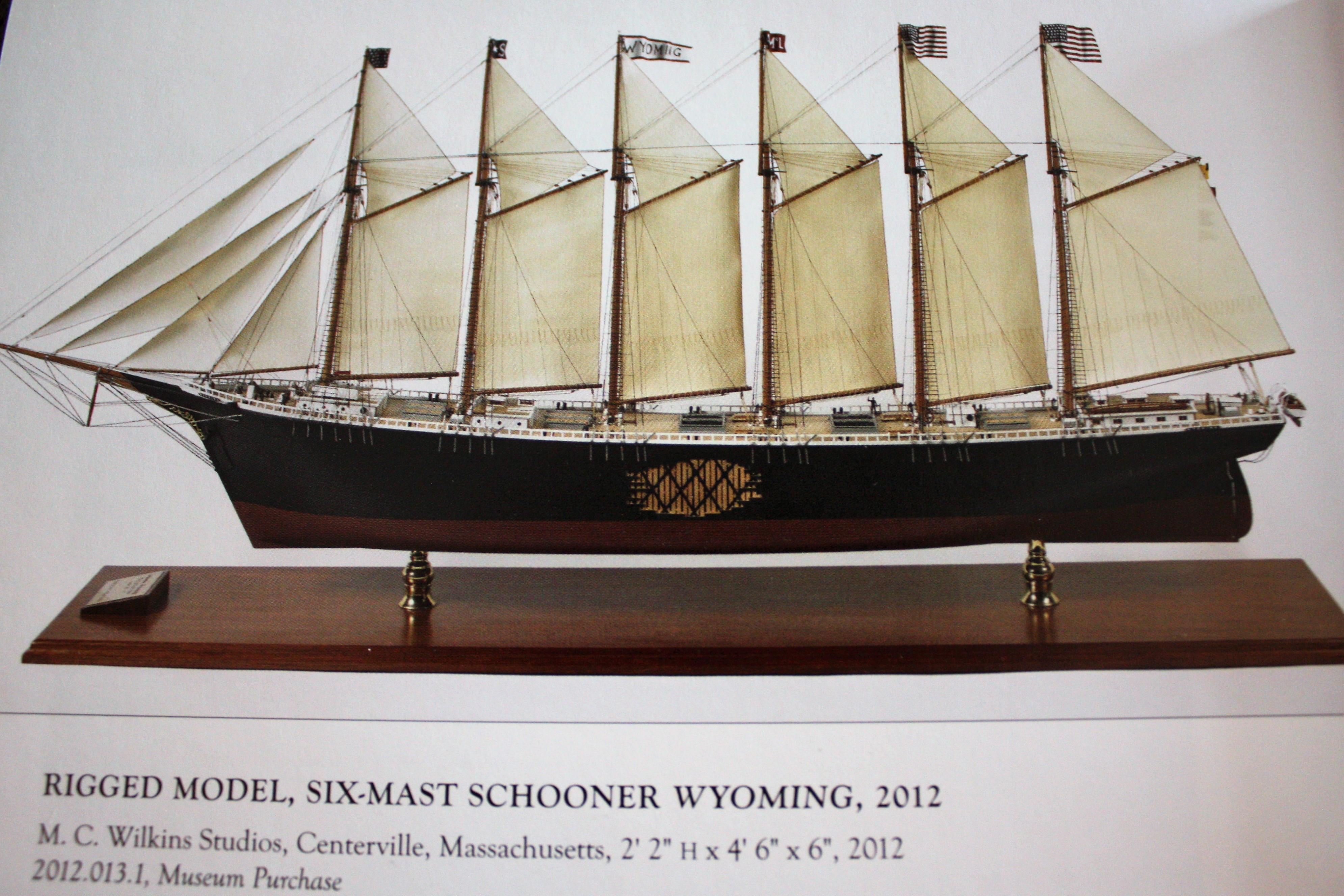 Самое большое деревянное судно в мире СамыйСамый,Корабли